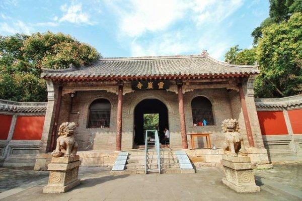 中国四大名刹是哪四个,中国四大名寺庙