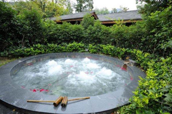 中国十大最热门温泉排行,你去泡过温泉吗?