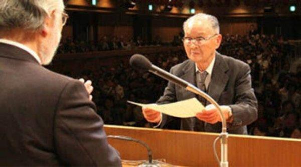 世界上年纪最大的大学毕业生,日本96岁老翁