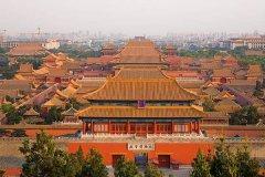 去北京旅游必去的五个名胜古迹,故宫去过没?