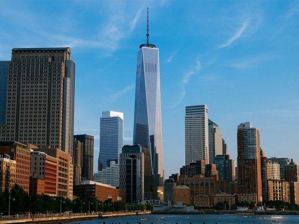 世界上天线最长的大楼,纽约世贸中心一号楼