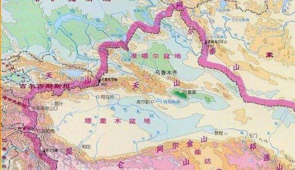中国十大盆地排名,塔里木盆地位列第一