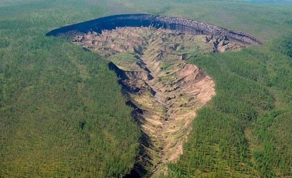 世界十大盆地排名,第一名西伯利亚盆地