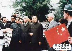 世界最著名的十大外交家,第一名绝对实至名归
