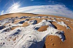 世界上最热的十大国家,利比亚最高达57.8°C