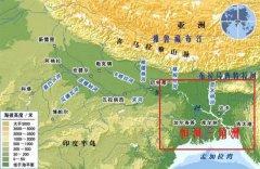 世界著名的六大三角洲,恒河三角洲排名第一