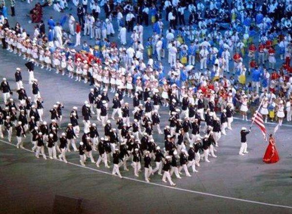 获得奥运会金牌最多国家排名,第一名是美国