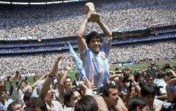 世界杯历史十大丑闻,马拉多纳上帝之手上榜