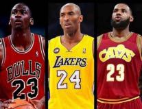 NBA十大球衣号码排名,33号球衣夺冠当之无愧