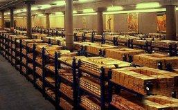 世界上黄金储备量最多的国家,美国排第一名