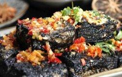 中国十大小吃排行榜,臭豆腐位居榜首