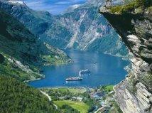 欧洲最大的半岛,纳维亚半岛面积75万平方公里