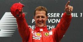 历史地位排名前十的F1车手,舒马赫当之无愧第一