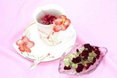 十大排毒养颜花茶排名,玫瑰花茶你喝过没有?