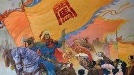 中国历史上的十大短命王朝,大顺王朝不到一年