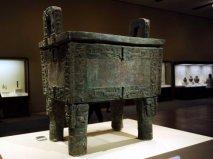 世界上最大的青铜器:司母戊鼎