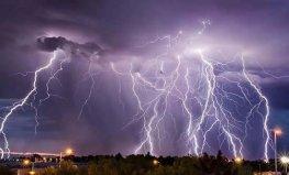 世界上闪电最多的地方 马拉开波湖誉为闪电之都