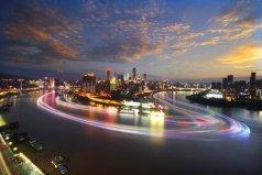 2019年重庆市各区GDP排行榜,渝北区拔得头筹