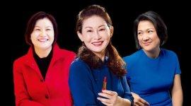 2020中国最富有女性榜,2020中国女富豪排名
