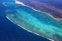 世界最大的环状珊瑚岛 圣诞岛面积642平方公里