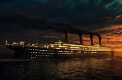 世界五大著名沉船,泰坦尼克号造成1503人丧生