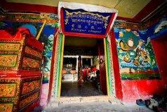 中国海拔最高的寺庙,绒布寺海拔5100米