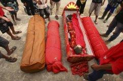 世界上最恐怖节日,印尼的赶尸节