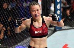 2020年UFC女子轻量级排行榜,中国伟丽夺冠军