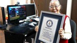 世界上最年长的游戏博主,90岁还在打游戏