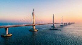 世界三大跨海大桥,港珠澳大桥位列榜单之首