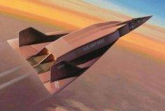 世界上速度最快的飞机,美国X-43时速达10马赫