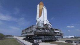 世界上最大的运输车,NASA的爬行者长40米