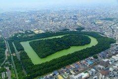 世界上最大的陵墓,仁德天皇陵仍保存完好