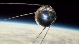 世界上第一颗人造卫星:斯普特尼克一号