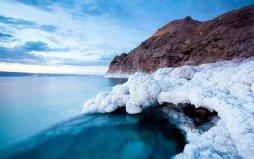 世界海拔最低的湖,死海低于海平面430.5米