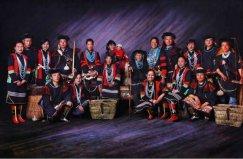 中国人数最少的民族,珞巴族人口约2300多人