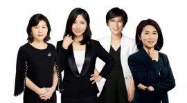 2020福布斯中国科技女性榜,巾帼不让须眉!