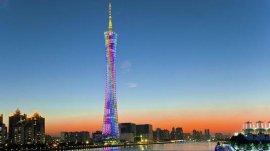 2020广州十大高楼排名,广州塔荣获冠军