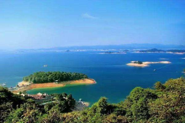 广东最大的水库排名前十位,新丰江水库排第一