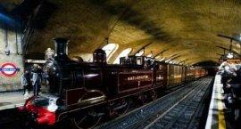 世界上最早的地铁,伦敦地铁建于1856年