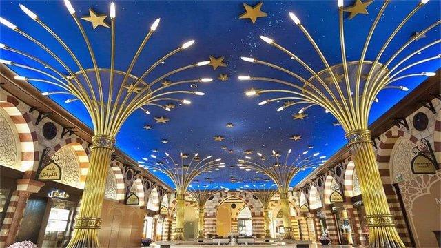 世界上最大的免税店,迪拜购物中心你去过吗?