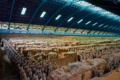 世界十大最著名的坟墓,秦始皇陵上榜单
