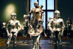 世界上最帅的十套盔甲,我国唐朝铠甲最帅!