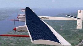 世界上最大的太阳能飞机:阳光动力2号