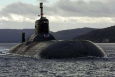 世界上最大的潜艇:941型战略核潜艇