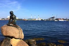 世界上社会福利最好的十个国家,第一名丹麦