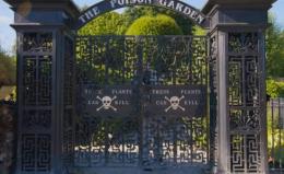 世界上最危险的花园,安尼克古堡的毒药花园