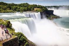 全球十大瀑布排行榜,第一名最壮观