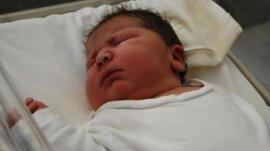 世界上最重最大的婴儿,出生时体重达36斤