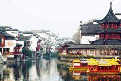 南京十大网红景点排行榜,领略一下秦淮河风光